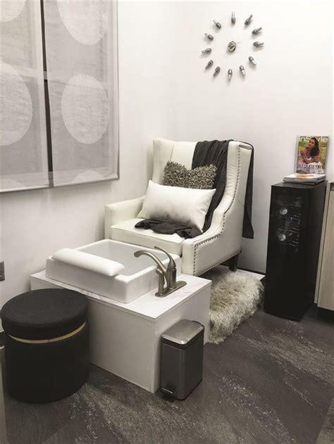 salon suite design  cosmic nails nail salon decor