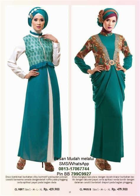 Gamis Terbaru Jakarta baju muslim elegan butik baju muslim modern gamis