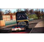 Scania RJL Black Holland Skin  ETS 2 Mods