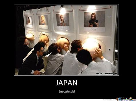 Funny Japanese Memes - wtf japan by lonerxj9 meme center