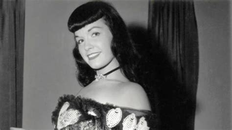 How to Get Bettie Page's Bangs   InStyle.com