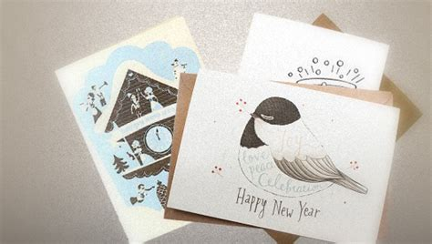 creative  year card designs  inspiration jayce  yesta