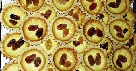 resep mini pie aneka topping enak  sederhana cookpad