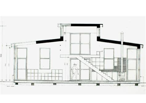 Interior Design Section Drawings by Carouschka Streijffert Interior Architecture