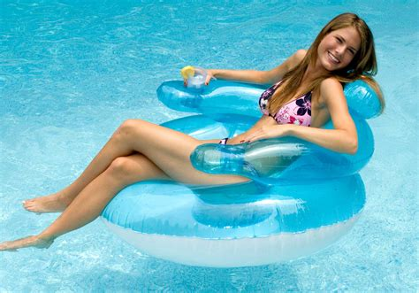 inflatable pool chairs walmart com