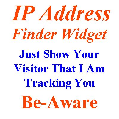 Website Ip Address Finder Embed Ip Address Widget Of Visitor On Your Or Site