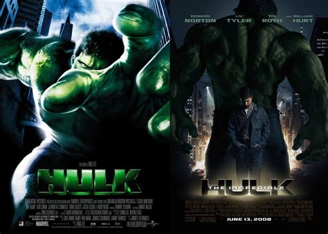 The Incredible Hulk 2008 Film 10 Not So Super Superhero Movies
