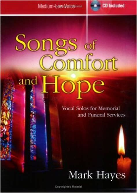 Song Comfort And by Songs For Funerals