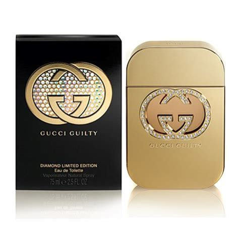 Parfum Original Gucci Guilty Edt 75ml Tester gucci guilty limited edition 75ml edt pink city