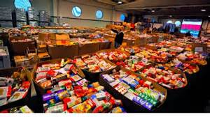 up families in the midlands relying on food banks
