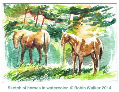 painting workshop horses seattle watercolor painting classes watercolor for beginners