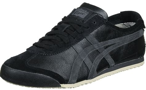 Onitsuka Tiger Mexico66 Black onitsuka tiger mexico 66 vin shoes black