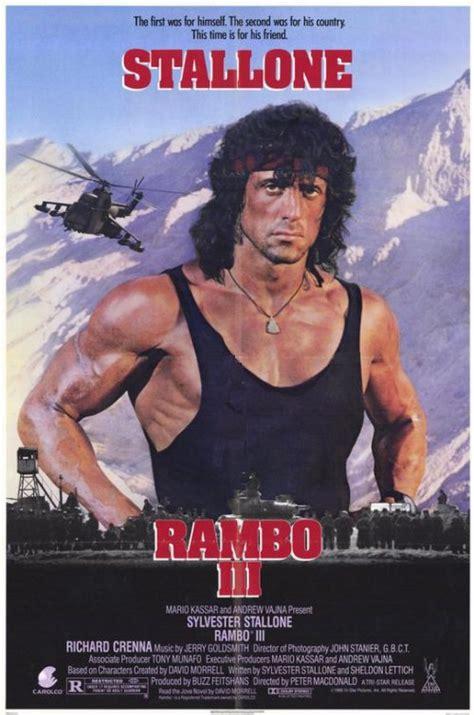 film rambo bg rambo 2 poster