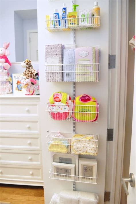 Baby Storage Closet by Organizing The Baby S Closet Easy Ideas Tips