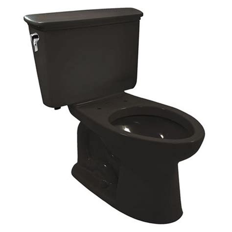 Eco Drake Toilet 1 28 Gpf by Toto Eco Drake 2 Piece 1 28 Gpf Single Flush Round Toilet