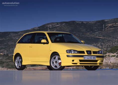 Seat Cupra Interior Seat Ibiza Cupra Specs 1999 2000 2001 Autoevolution