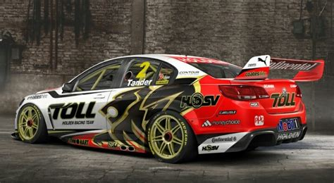 the vf holden commodore v8 supercar cars