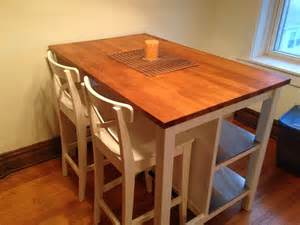 kitchen island stools ikea ikea stenstorp kitchen island with ingolf chairs in avondale chicago krrb classifieds