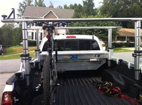 Unistrut Bike Rack by Bed Track To Mount To Tool Box Tacoma World