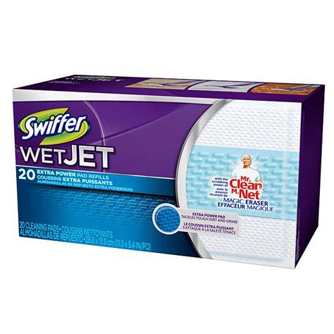power mop refill cloth quot swiffer wetjet quot rona