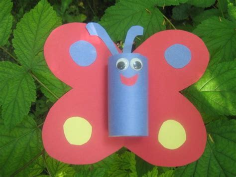 Toilet Paper Roll Crafts For Preschoolers - crafting animals from toilet paper rolls and