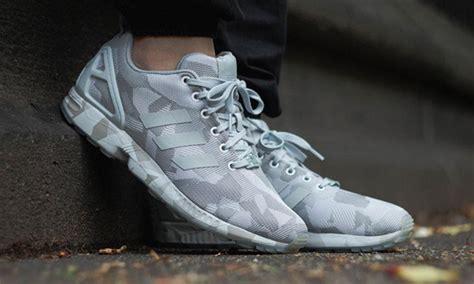 Sepatu Adidas Zx Flux Camo adidas originals zx flux quot camo quot highsnobiety