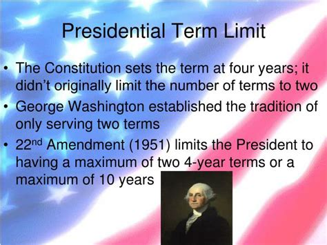 The President May Serve A Maximum Of Terms In Office by Ppt The President Powerpoint Presentation Id 6893758