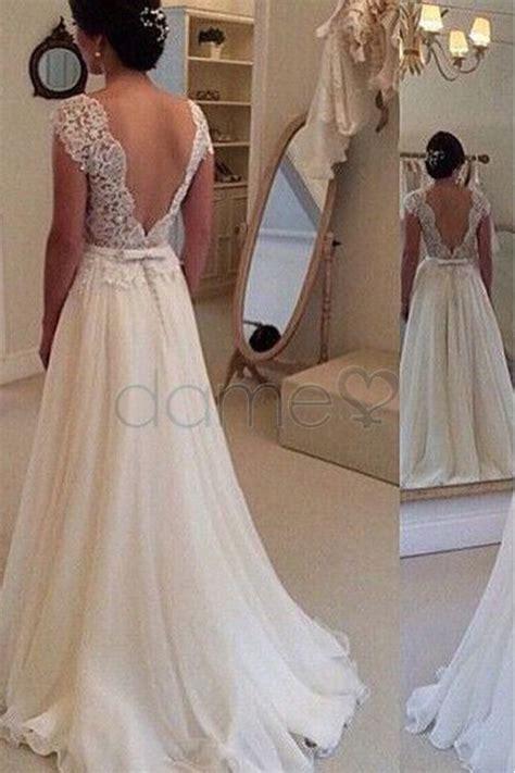 Hochzeitskleid Suche by Die Besten 17 Ideen Zu Brautkleid R 252 Ckenfrei Auf