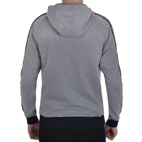 Sweaterhoodie Jumper Terbaru kappa warsus mens slim fit retro zip hooded hoodie sweater jumper top