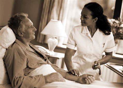 comfort and support in hospice care distance learning
