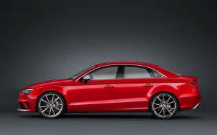 audi s new small sedan will there be an rs3 photo