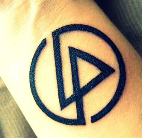 linkin park tattoos my lp