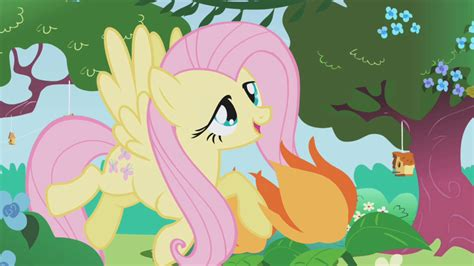 Gamis Big Flower image fluttershy with the flowers s1e3 png my