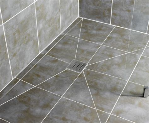 Fall In Shower Floor by Why To Use A Pre Formed Room Trays Bathroomdesigner