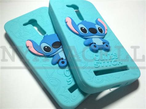Softcase All Type Hp jual promo 3d stitch all type karakter softcase 3d