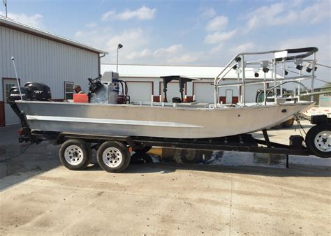 midwest boats retrofitted electrofishing boats midwest lake