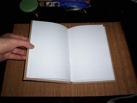 como hacer un cuento con hojas blanca c 243 mo encuadernar o hacer un cuaderno