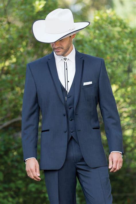 country style wedding tuxedos stephen geoffrey slate blue aspen slim fit tuxedo jim s