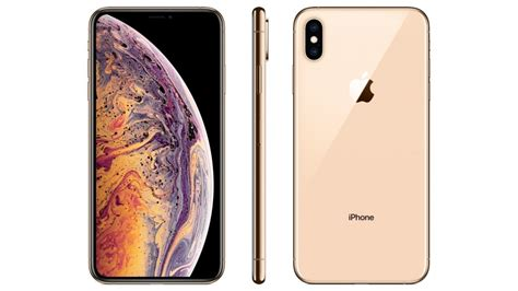 apple iphone xs max 512gb gold harvey norman