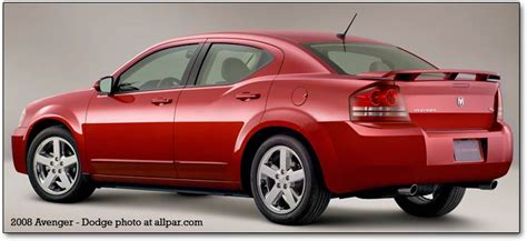 2008 2014 dodge avenger well equipped bargain priced cars