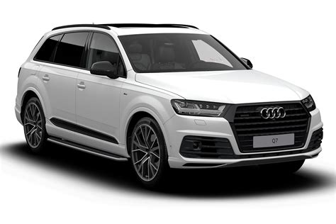 Audi New Q7 by New Audi Q7 Vorsprung And Black Editions Announced Auto