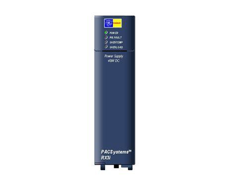 ic695psd140 ge fanuc plc automation parts