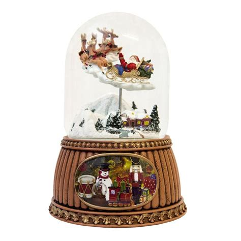 product categories snow globes santa claus the book of