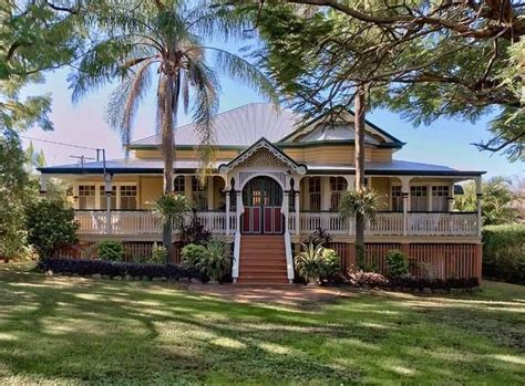 French Country House Plans One Story 168 best queenslander homes images on pinterest