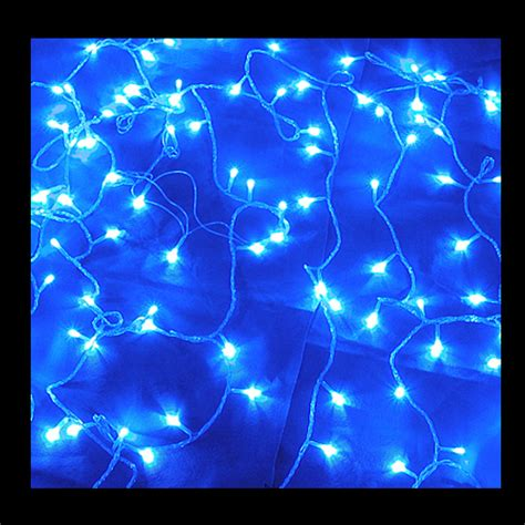 20m blue led fairy lights festive lights lights for
