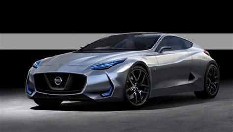 2020 Nissan Z35 by Nissan Z Concept Car 2019 Corner
