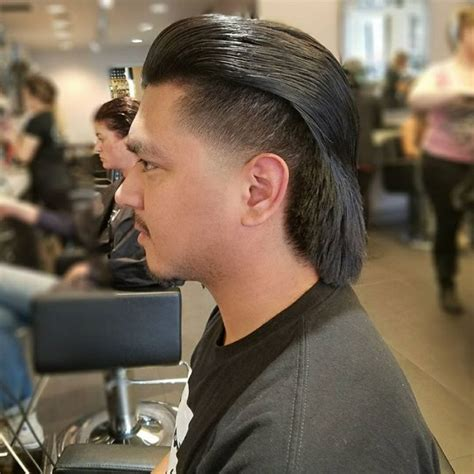 What Is A Mullet Hairstyle by Mullet Haircut Types Haircuts Models Ideas