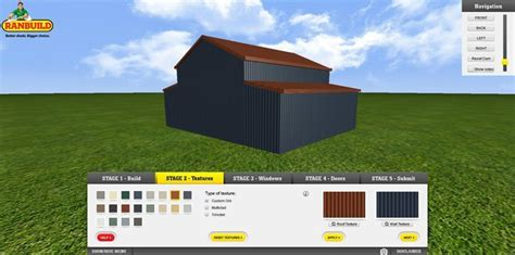 Ranbuild Shed Builder by A M Garages And Sheds Carrum Downs Terms And Conditions
