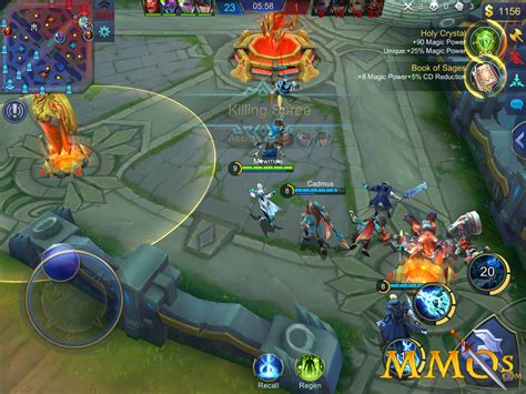 mobile legends game review