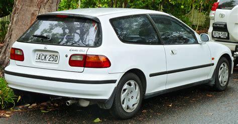 1995 civic hatchback